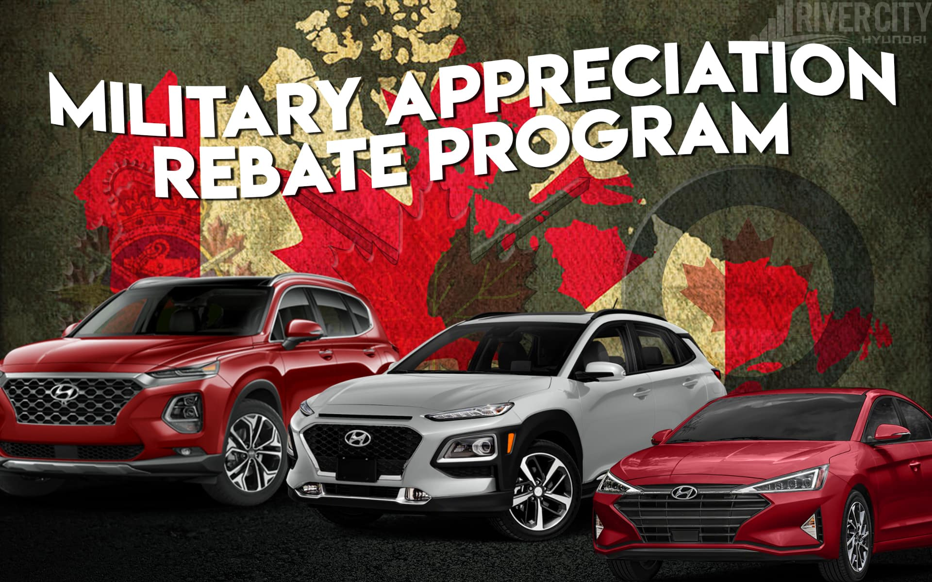 Hyundai Military Appreciation Rebate Program