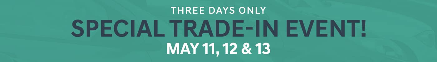 Trade-In Event