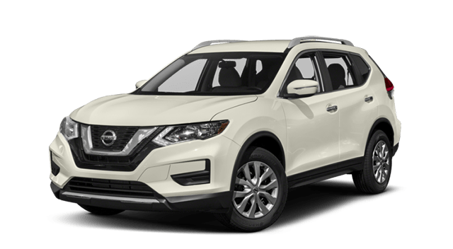 2018 Nissan Rogue White