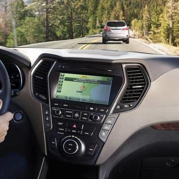 2019 Hyundai Santa Fe XL Dash