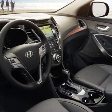 2019 Hyundai Santa Fe XL Cabin
