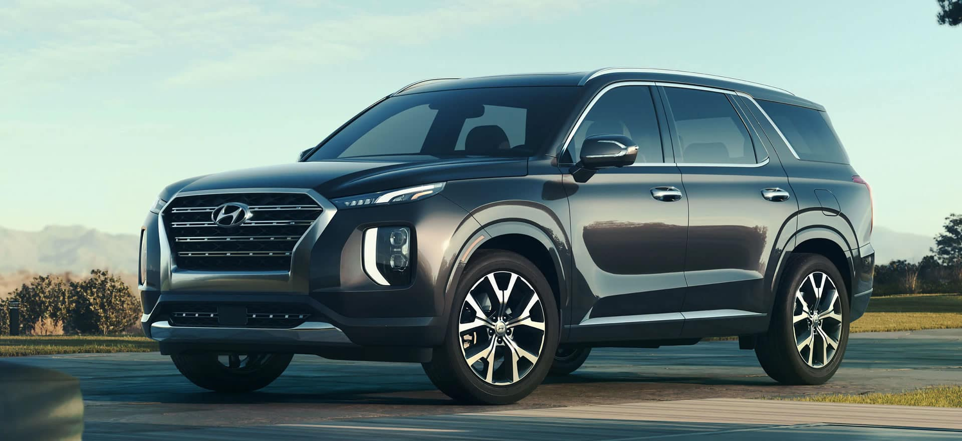 The all new 2020 Hyundai Palisade