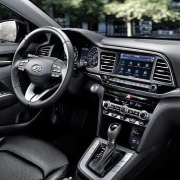 2020 Hyundai Elantra CA Dash