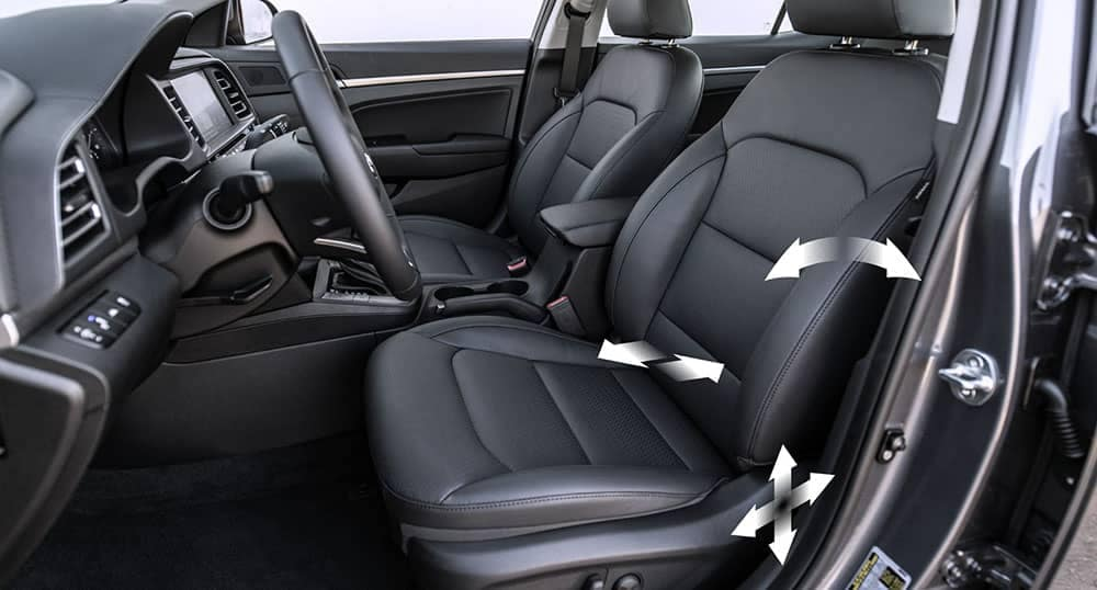 2020 Hyundai Elantra CA Power Seat