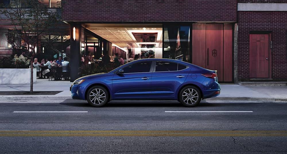 2020 Hyundai Elantra CA Side