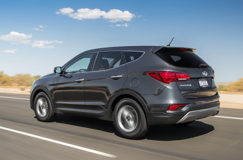 The 2020 Hyundai Santa Fe Suv Sneak Peek