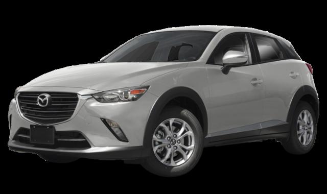 Silver 2019 Mazda CX-3 thumbnail