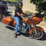 Harley-Davidson Demo Truck day