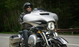 2015 CVO Street Glide rider