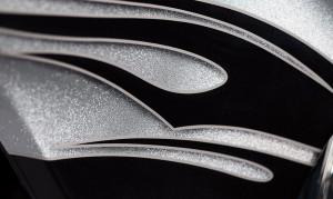 2015 CVO Street Glide design detail