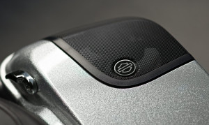 2015 CVO Street Glide speaker
