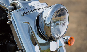 2015 Trike Freewheeler Headlamp