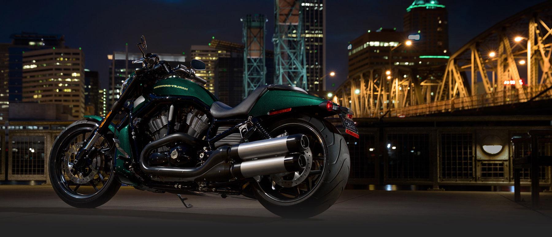 V Rod Riverside Harley Davidson