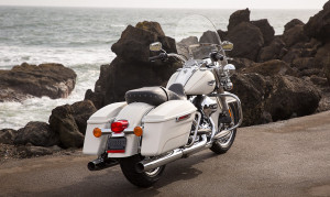 2015 Touring Road King Rear Exterior