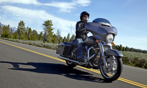 2015 Touring Street Glide