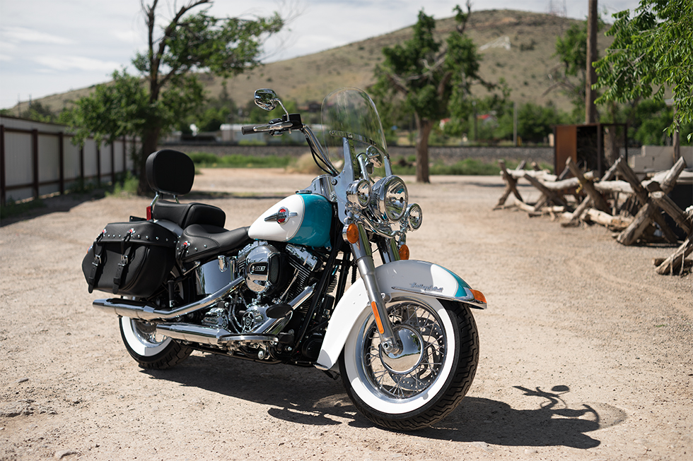 2017 Harley Davidson Heritage Softail Classic