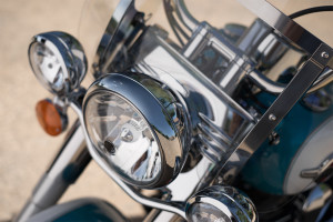 2016 Heritage Softail Classic Close-up