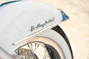 2016 Heritage Softail Classic decal