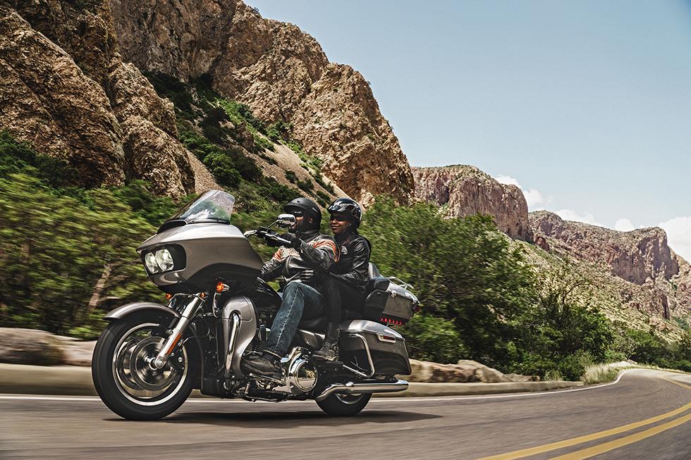 Harley Davidson Black Polished Aluminum Wheels