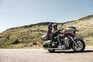 riders on 2016 Touring Road Glide Ultra