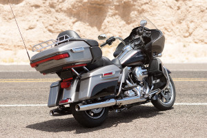2016 Touring Road Glide Ultra Rear