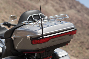 2016 Touring Road Glide Ultra storage