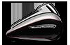 Harley-Davidson® Road Glide® Ultra Billet Silver Paint