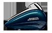 Harley-Davidson® Road Glide® Ultra Cosmic Blue Pearl