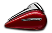 Harley-Davidson® Road Glide® Ultra Red Sunglo Paint