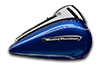 Harley-Davidson® Road Glide® Ultra Superior Blue Paint