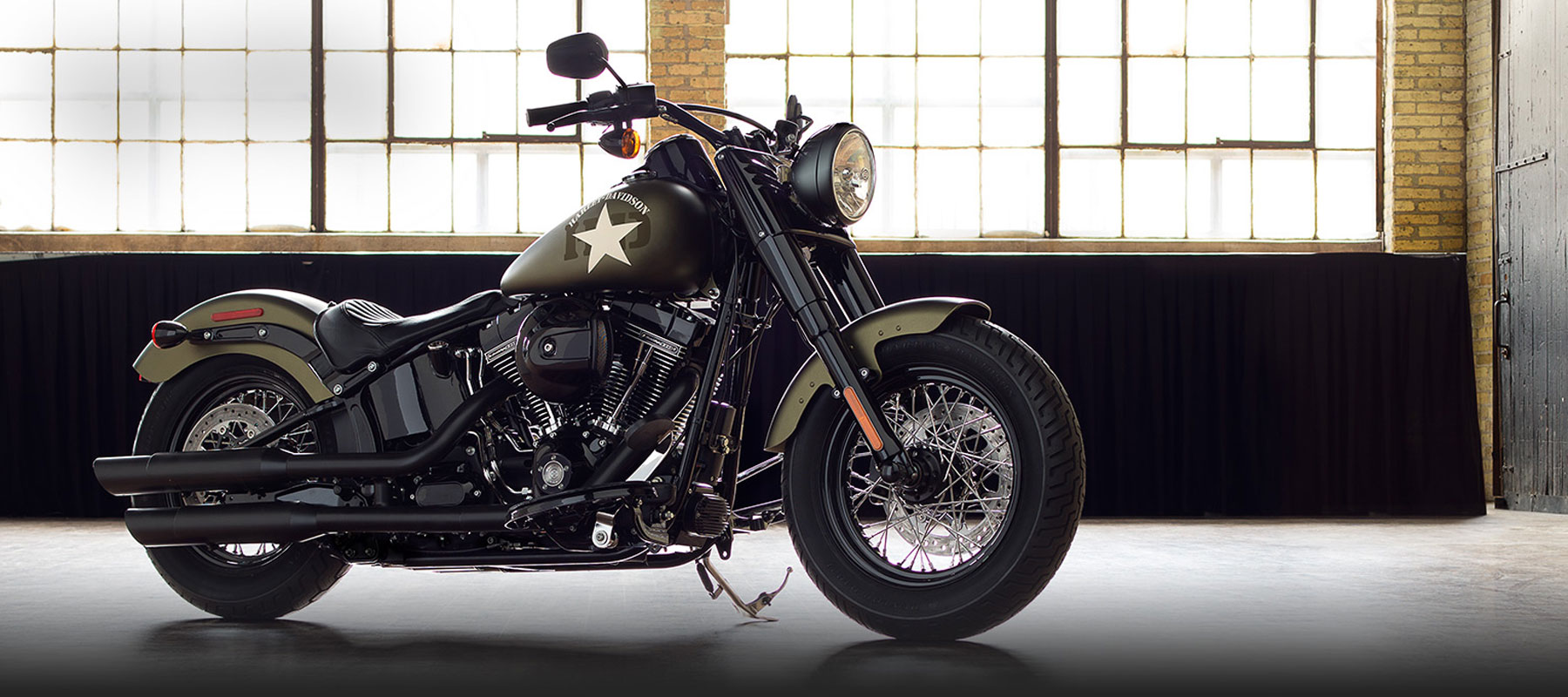 Softail Slim® S