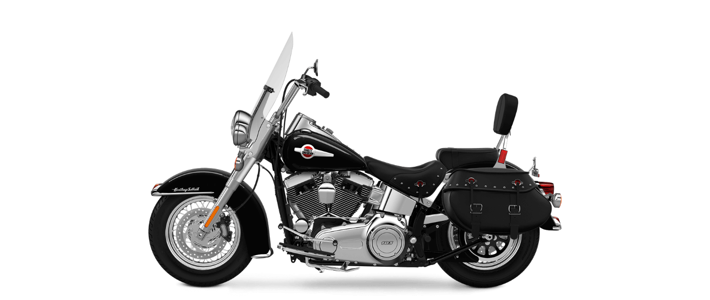 2016 Heritage Softail Classic Black