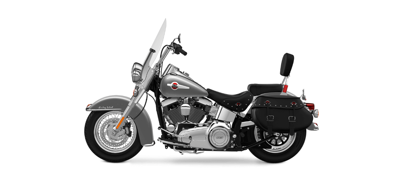 2016 Heritage Softail Classic Silver