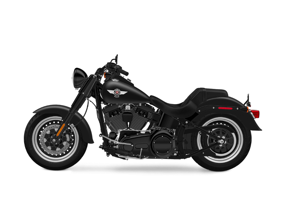 the 2017 harley-davidson® fat boy® s offers smart touring features