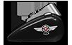 Harley-Davidson Fat Boy S Vivid Black tank