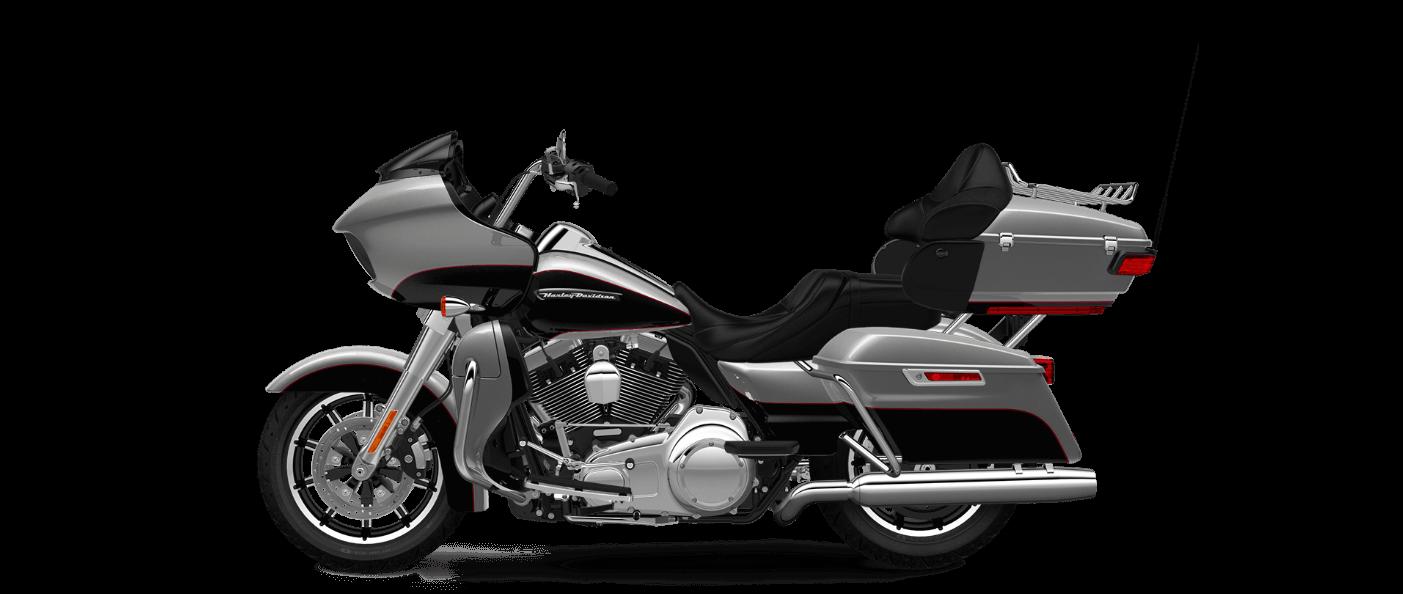 Harley-Davidson Road Glide Ultra Billet SIlver