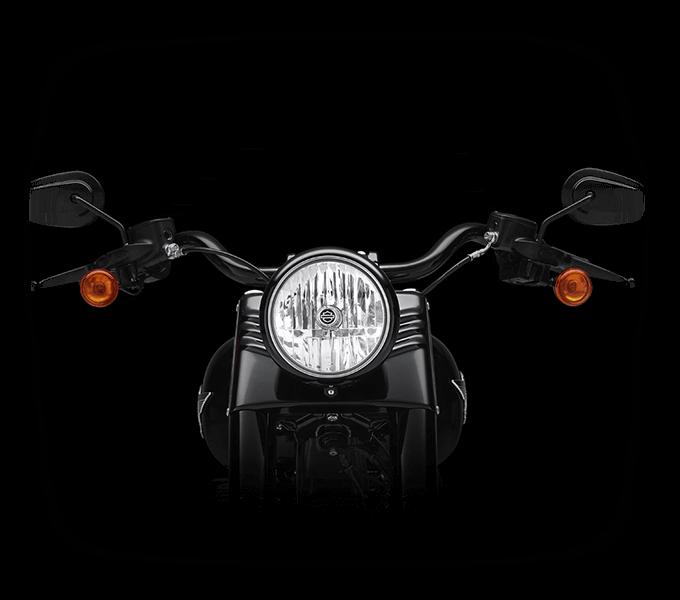 Harley-Davidson Fat Boy S handling