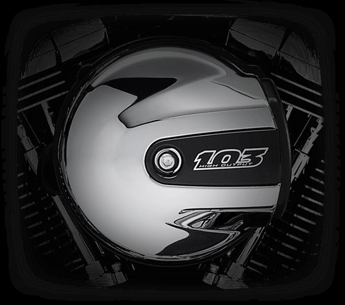 Harley-Davidson® Heritage Softail® Classic engine