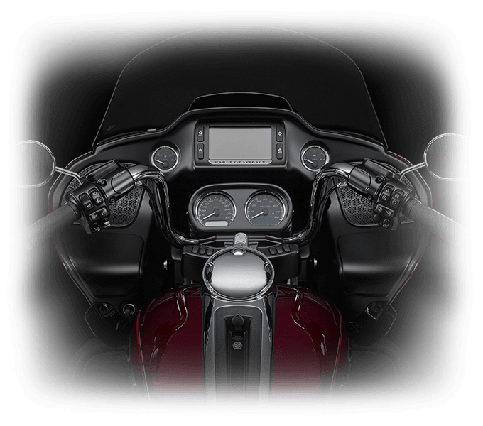 Harley-Davidson Road Glide Ultra control