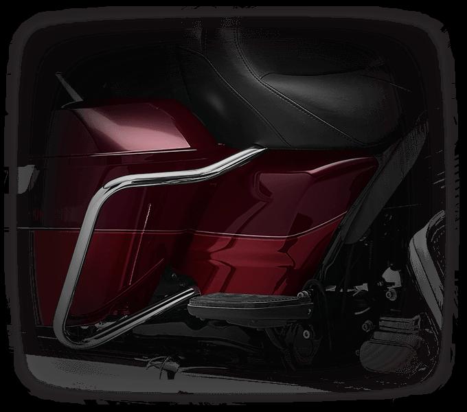 Harley-Davidson Road Glide Ultra feel