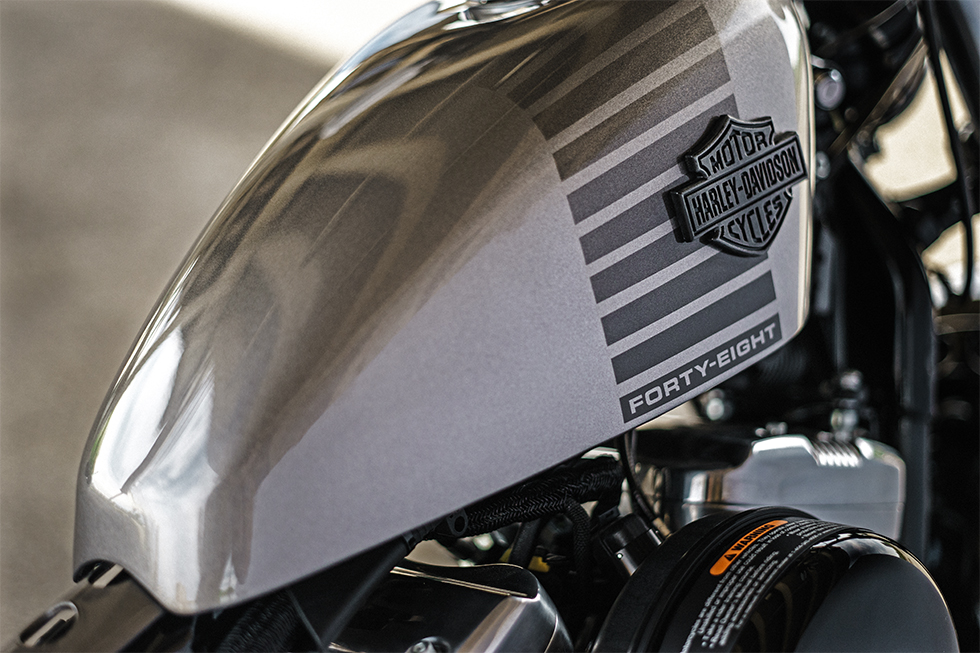 Harley-Davidson Forty-Eight®