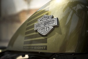Harley-Davidson Forty-Eight®