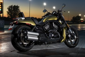 2016 Night Rod Special