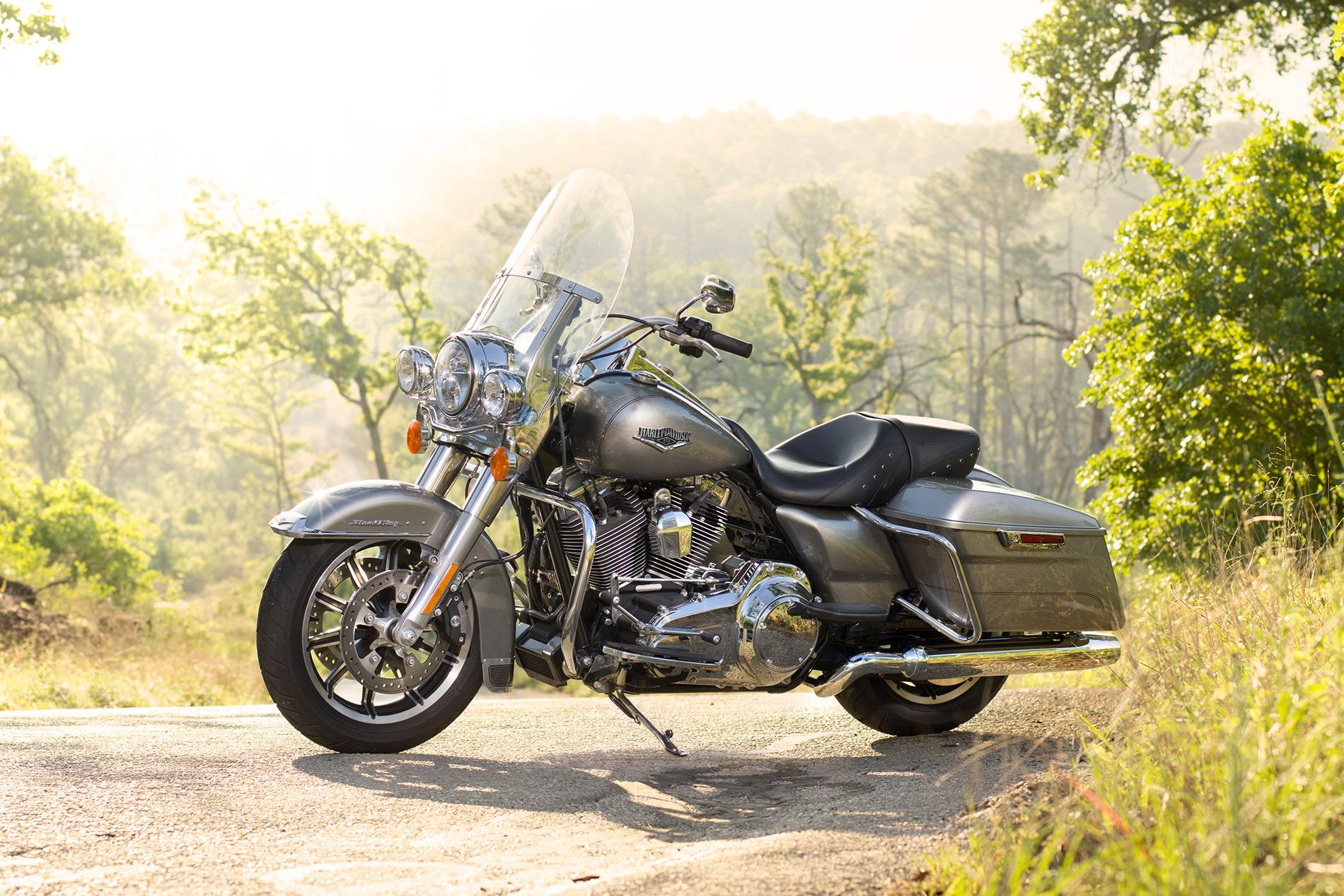 16 Hd Road King 1 Large Riverside Harley Davidson