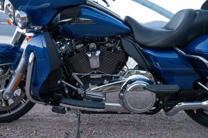 Harley-Davidson® Electra Glide® Ultra Classic® engine
