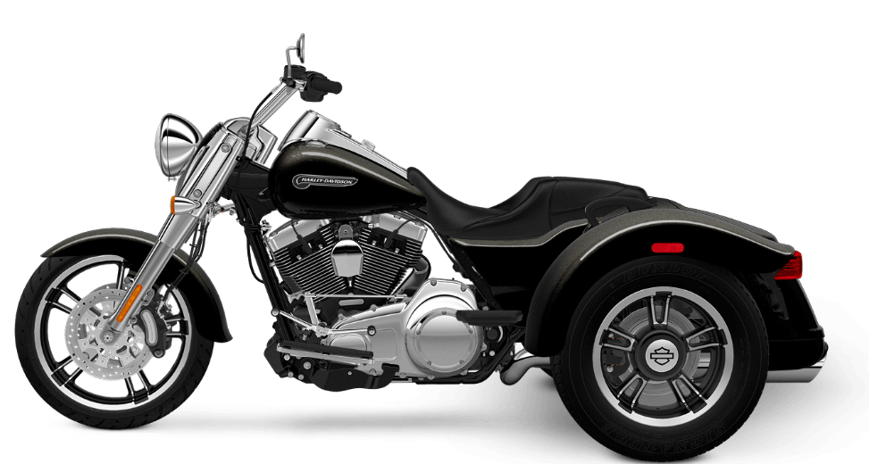 2016 Harley Davidson Tri Glide Freewheeler Review: 2016 Harley-Davidson® Freewheeler™: Three-Wheeled Performance
