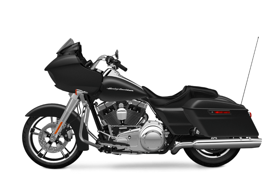 2016 Road Glide Black Denim