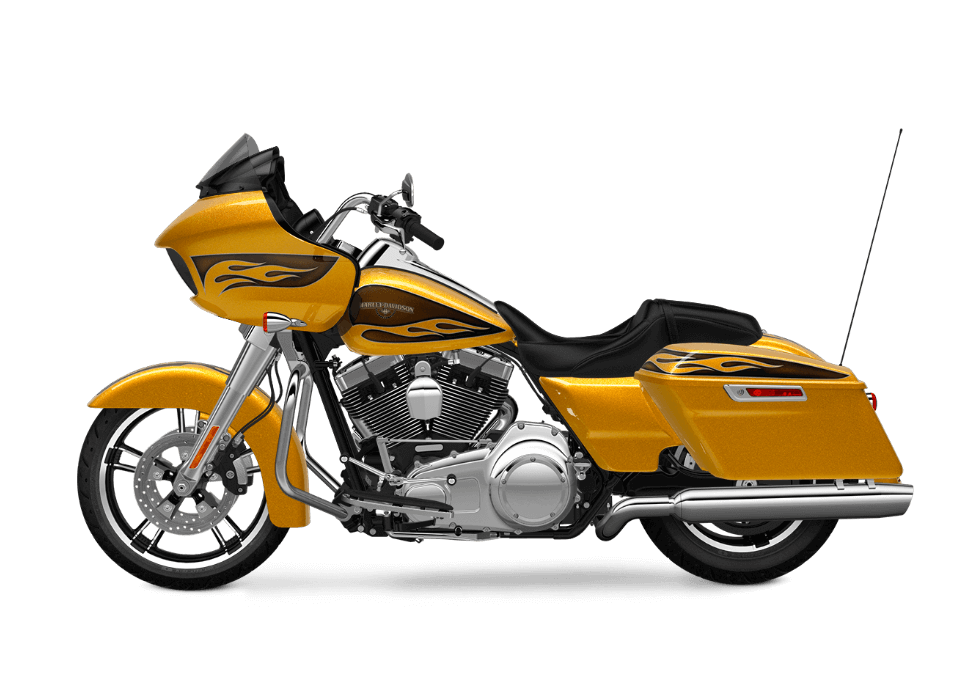 2016 Road Glide HC Gold Flake