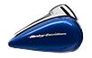 2016 Road Glide Special Superior Blue Tank