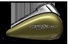2016 Street Glide Olive Gold